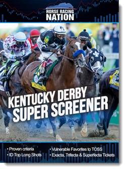 Kentucky Derby Super Screener